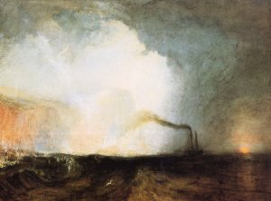 Staffa Fingals Hoehle William Turner Kunstdruck